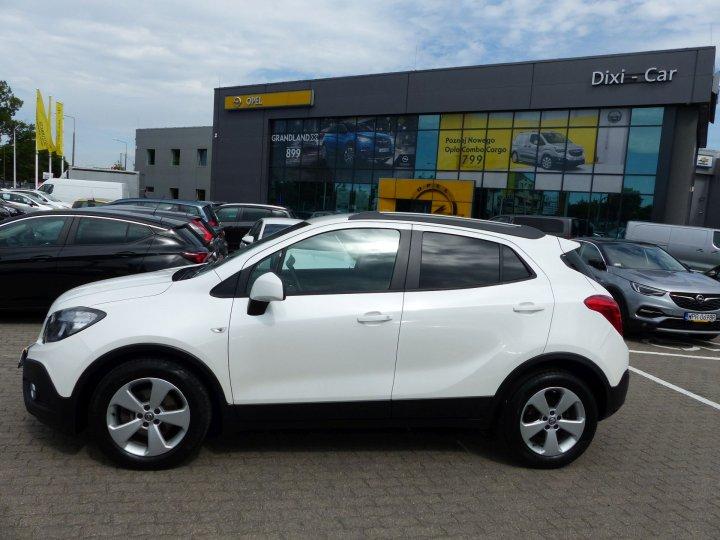 Opel Mokka 1,4 Turbo 140KM, LPG, Salon Polska
