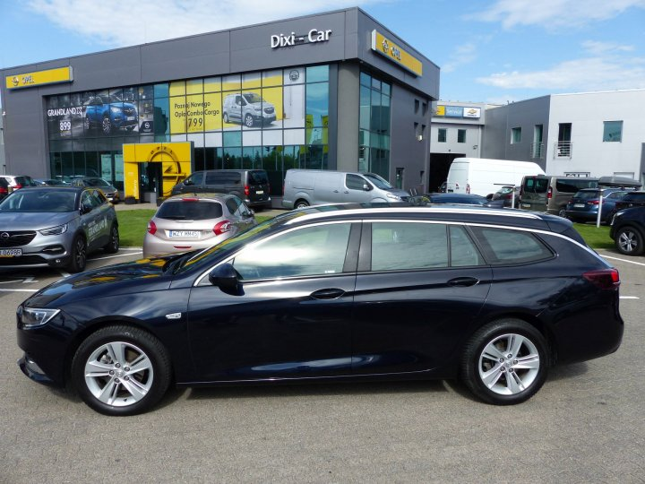 Opel Insignia B Sports Tourer 1,5 Turbo benzyna 140KM, Innovation, Vat23%
