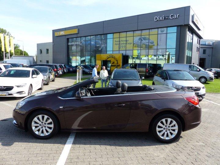 Opel Cascada Cosmo 2,0 CDTI 170KM, Navi, BiXenon,Niski przebieg