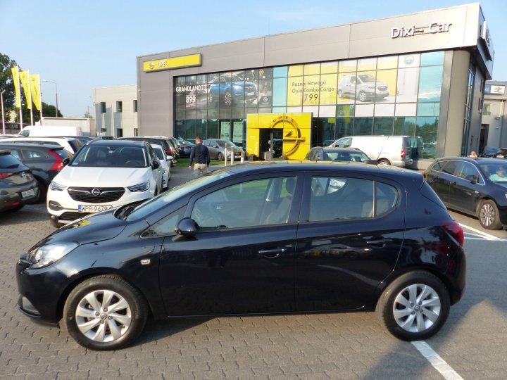 Opel Corsa E 1,4 90KM, Nawigacja, 6500km