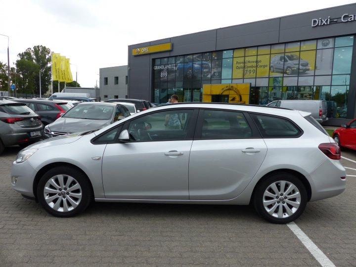 Opel Astra IV 1.4 Turbo kombi Cosmo Serwis ASO Gwarancja