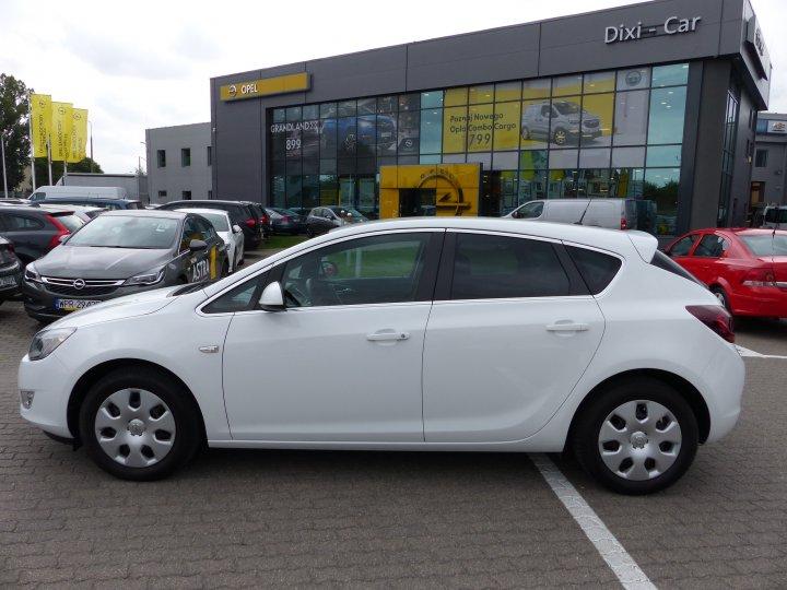 Opel Astra IV 1.4 Turbo 140KM AUTOMAT Sport Niski Przebieg Serwis ASO
