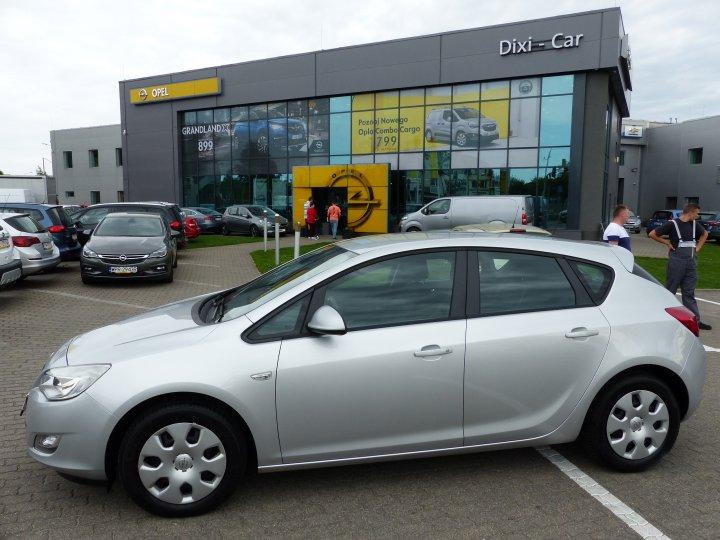Opel Astra IV 1.6 16v Salon Polska 1 użytkownik rej.2011