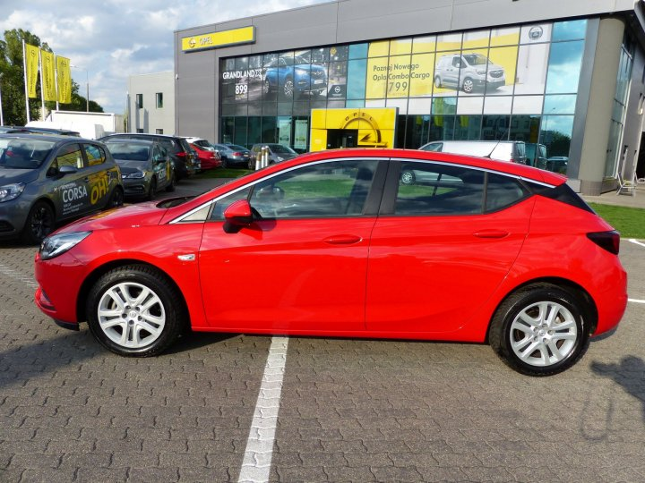 Opel Astra V 1,4 T 125KM Salon Polska ENJOY + Business Plus, Vat23%