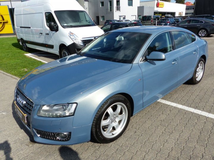 Audi A5 5dr Sportback 2.0 Tdi Xenon Skóry