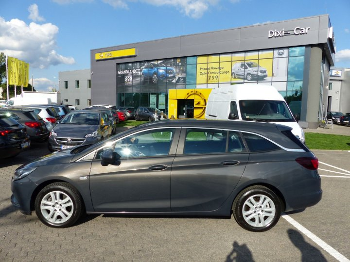 Opel Astra V 1,6 CDTI 110KM, Enjoy+Business Plus, Salon, Vat23%