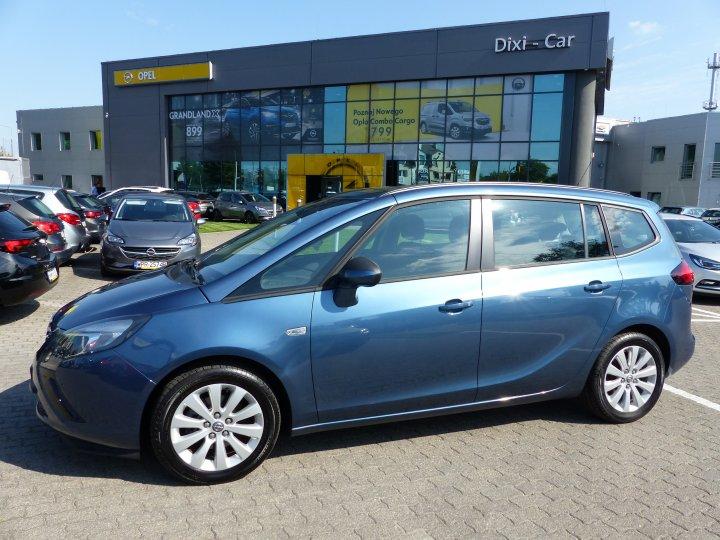 Opel Zafira C 1.4 Turbo 7 osobowa Niski Przebieg Gwarancja