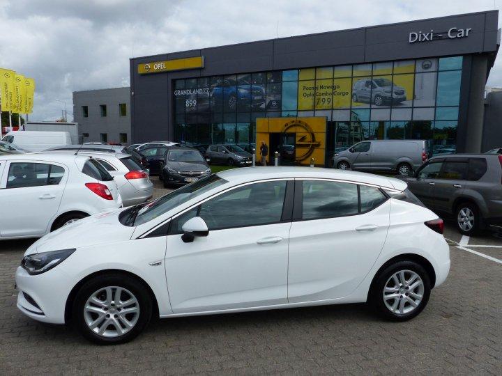 Opel Astra V 1,4 125KM Enjoy+Business, Salon PL, 1 wł