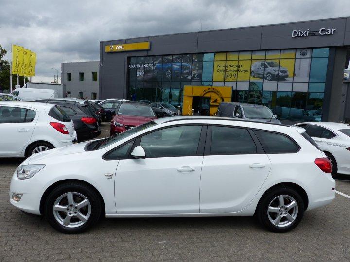Opel Astra IV 1.4 Turbo 140KM wersja 150 Serwis ASO Niski Przebieg