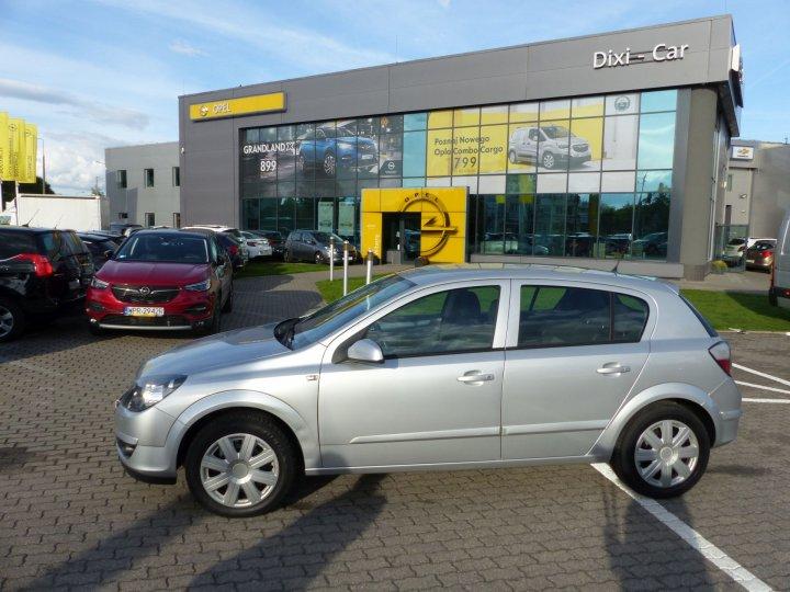 Opel Astra III 1,6 benzyna, 5dr, klima