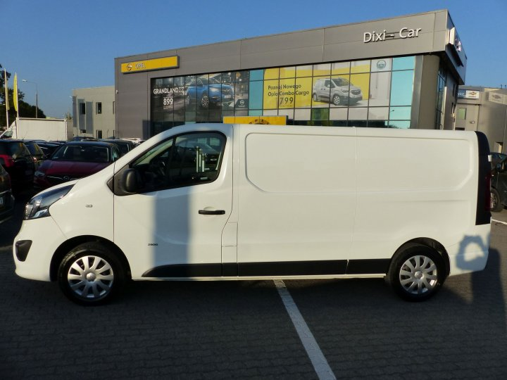Opel Vivaro B L2H1 Furgon 1,6 CDTI 120KM, Salon PL, Vat23%