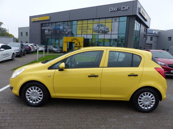 Opel Corsa D 1.2 16v 80KM 100% Bezwypadkowa Serwis ASO