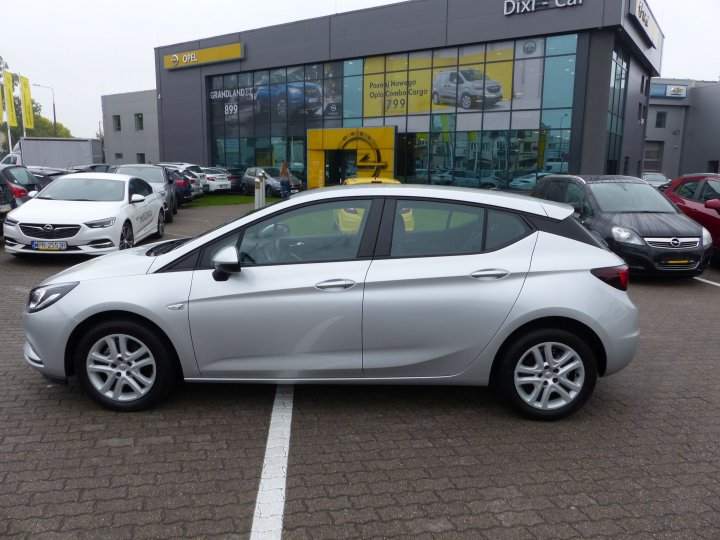 Opel Astra V 1,4 125KM Enjoy+Business+Zimowy, Vat23% 2019