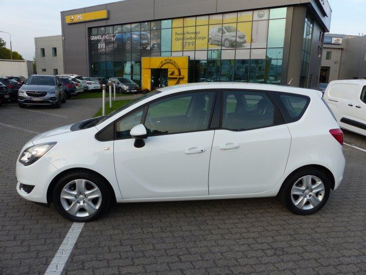 Opel Meriva B 1.4 T Niski Przebieg Fabryczny LPG Bezwypadkowa