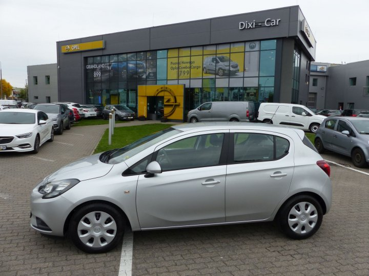 Opel Corsa E 1,4 90KM, Enjoy, Salon PL, Vat23%