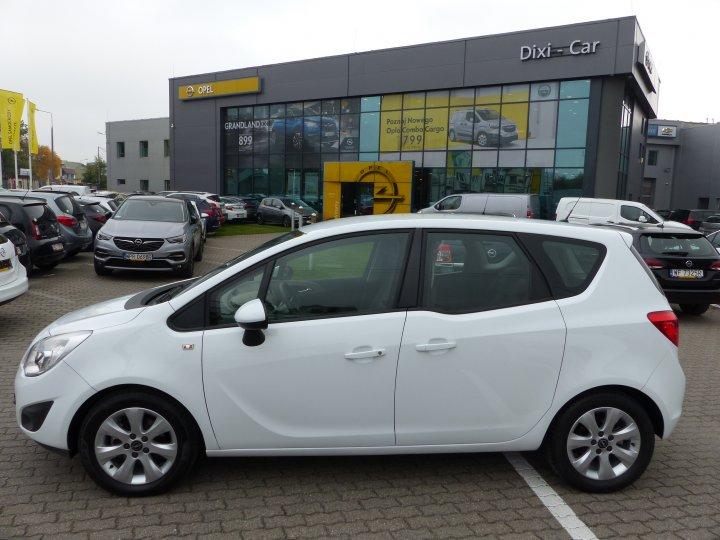 Opel Meriva B 1,4 Turbo 120KM Niski Przebieg Serwis ASO