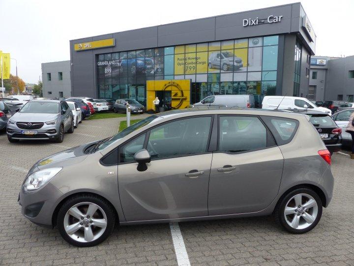 Opel Meriva 1.4 T Niski Przebieg Serwis ASO Gwarancja