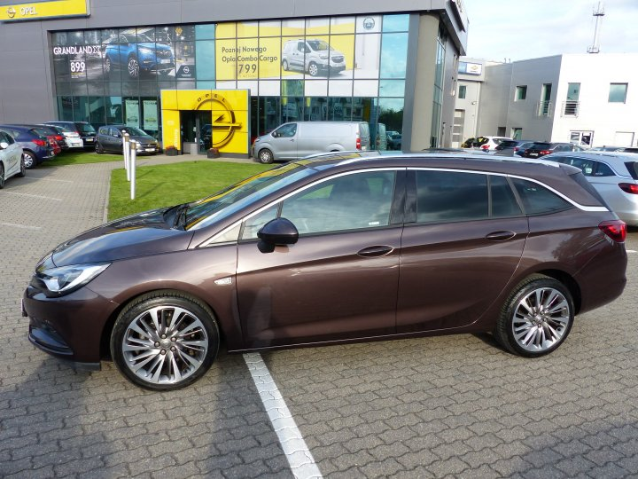 Opel Astra V 1.4T 150KM ELITE Led Navi Seriws ASO Gwarancja