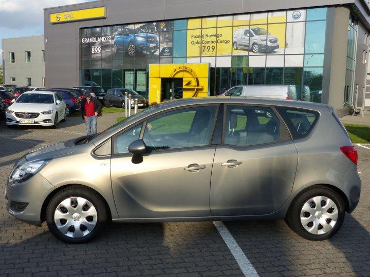 Opel Meriva B 1,4 benzyna 100KM, Enjoy, Salon PL,