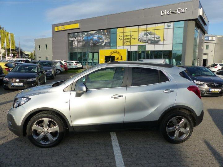 Opel Mokka 1.4T 4x4 Skóra Navi Xenon Szyberdach Full