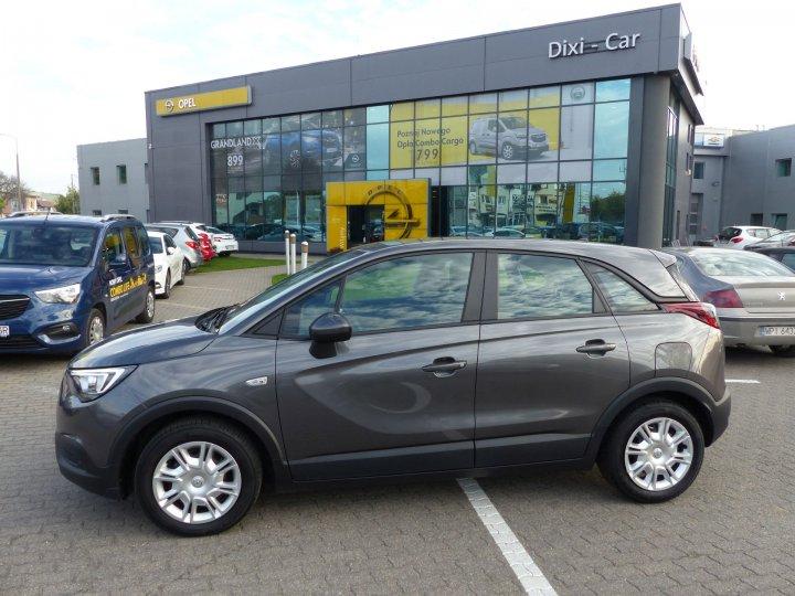 Opel Crossland X 1,2 benzyna 82KM,Salon PL, Vat23% 2019