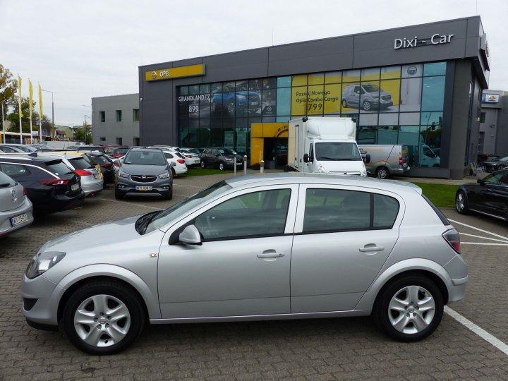 Opel Astra III 1,6 16V 115KM, Salon Polska, 1 właściciel