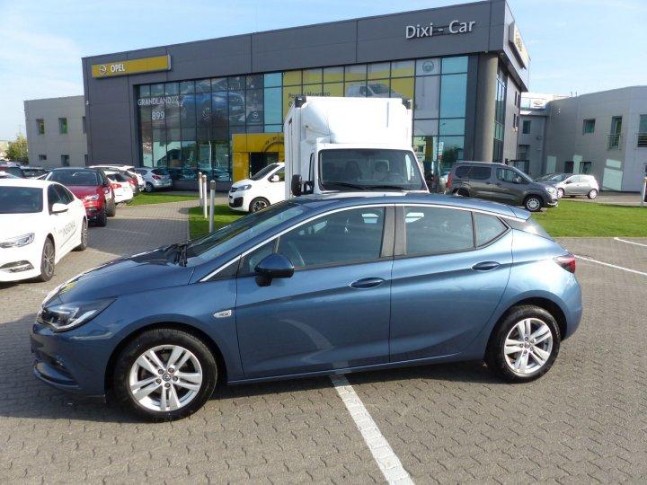 Opel Astra V 1,4 Turbo 150KM, Salon PL, NISKI przebieg, Vat23%