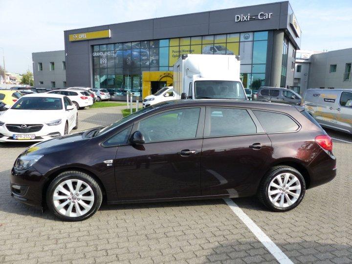 Opel Astra IV Sports Tourer 1,6 115KM, 150Edycja