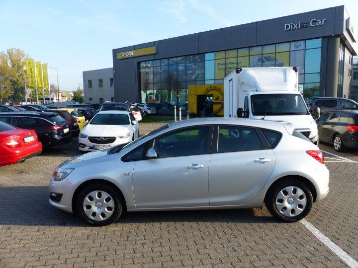 Opel Astra IV 1,4 Turbo 140KM, Salon Polska, LPG fabryczne Vat23%
