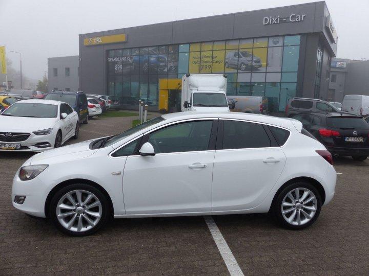Opel Astra IV Sport 2,0 CDTI 165KM, Navi, Wszystko NOWE