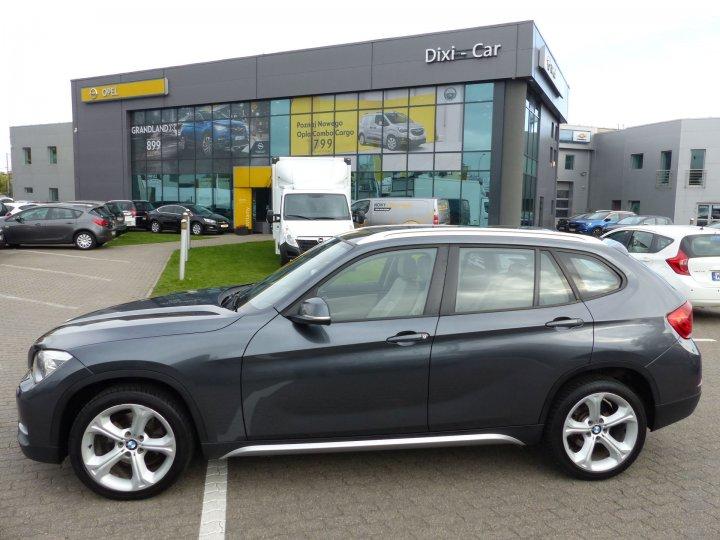 BMW X1 2,0 benzyna 150KM, XLine, Xenon, Skóra