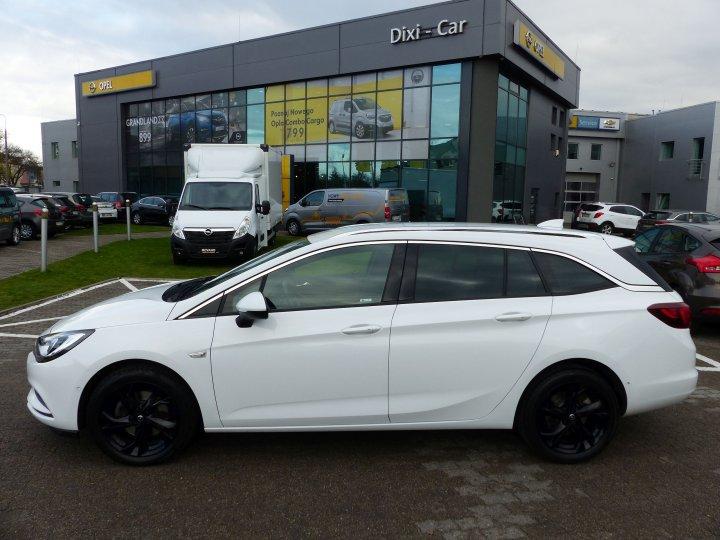 Opel Astra V 1,6 CDTI 136 KM ELITE SPORTSTOURER