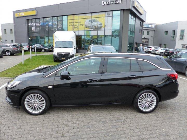 Opel Astra V kombi Elite 1.6 Turbo 200KM Gwarancja do 2022r Salon Vat23%