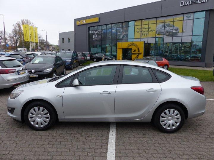 Opel Astra IV 1,4 T 140KM Sedan Salon Polska Gwarancja  Vat23%