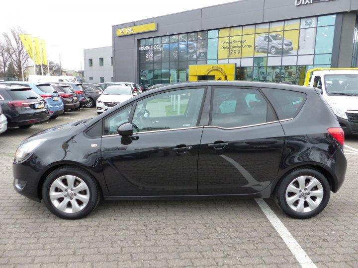 Opel Meriva B COSMO 1,4 Turbo 120KM, Fabryczne LPG Vat23%