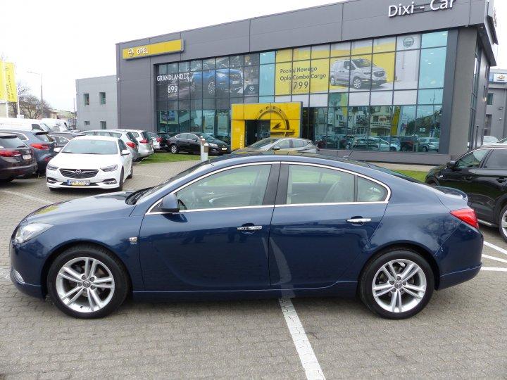 Opel Insignia 2.0 cdti Cosmo OPC Line Salon Polska Serwis ASO
