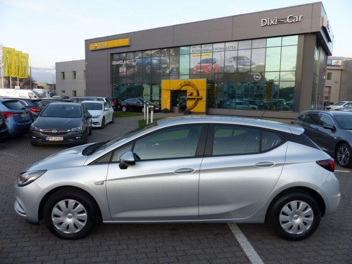 Opel Astra V 1,4 benzyna 100KM, Salon Polska