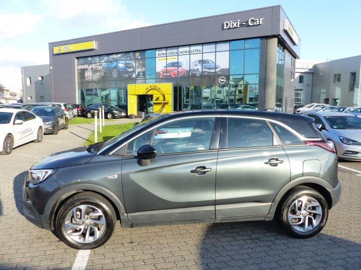 Opel Crossland X 1,2 Turbo 110KM, AUTOMAT, Innovation, Salon PL