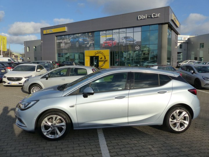 Opel Astra V 1,4 Turbo 150KM, Navi, Kamera, Led Intellilux, Salon, Vat23%