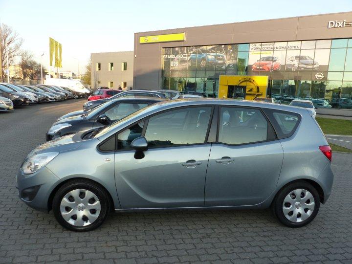 Opel Meriva B 1.4 Turbo Niski Przebieg Serwis ASO