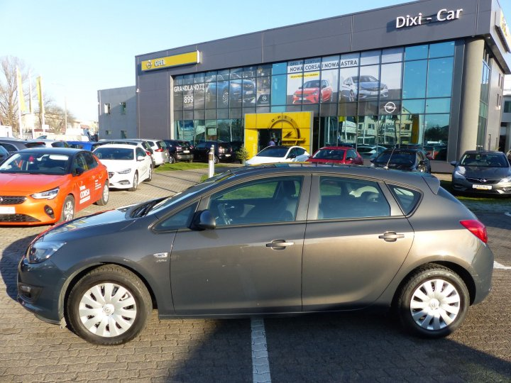 Opel Astra IV 1,4 Turbo 120KM, MT6 Salon Polska