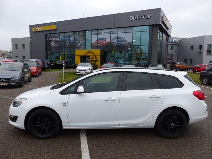 Opel Astra IV 1.4 Turbo wersja 150 NAVI Serwis ASO Niski Przebieg