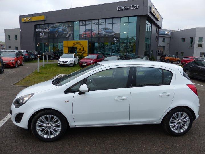 Opel Corsa D 1.2 16v Niski Przebieg Serwis ASO