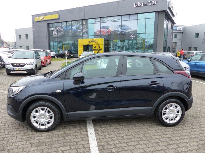 Opel Crossland X 1,2 benzyna 82KM,Salon PL, Vat23% 2019rok