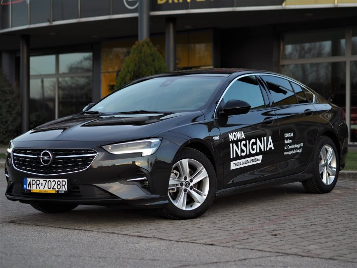 Opel Insignia GS Line 2,0 170KM AT