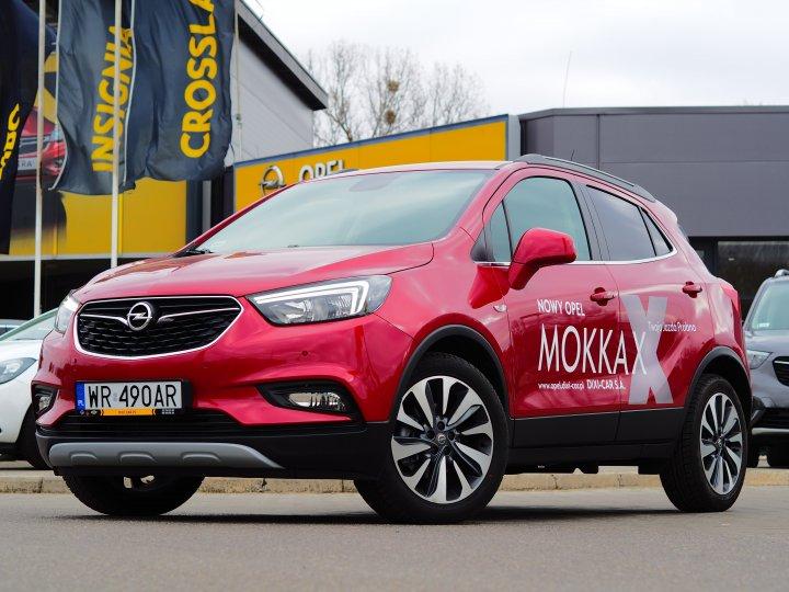 Opel Mokka 1.4 140KM Elite