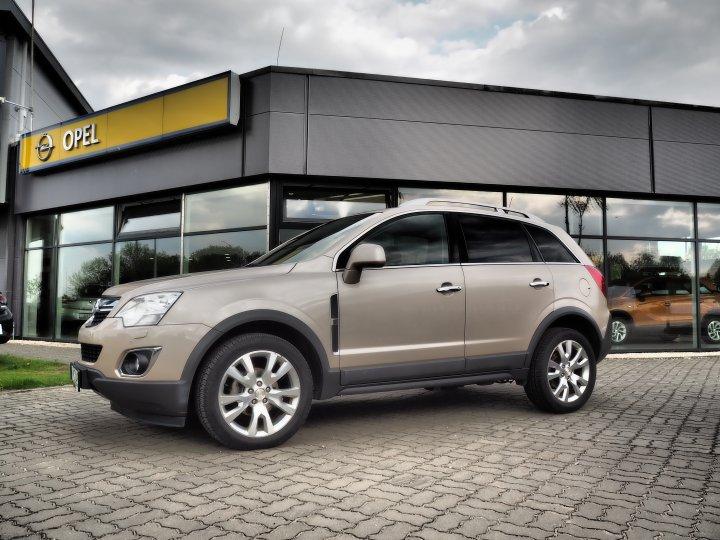 Opel Antara Diesel 2.0 184KM 4x4 Automat, Salon Polska