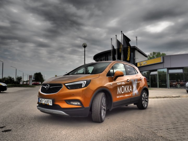 Opel Mokka Elite 1.4 140KM benzyna
