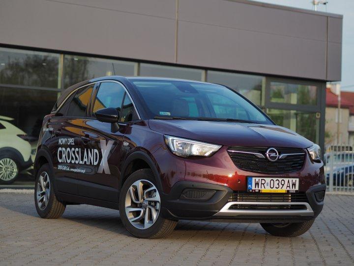 Crossland X Elite 1,2 130KM Benzyna
