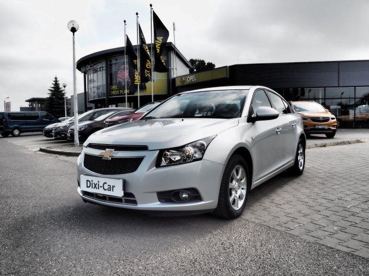 Chevrolet Cruze 2.0 163KM Diesel